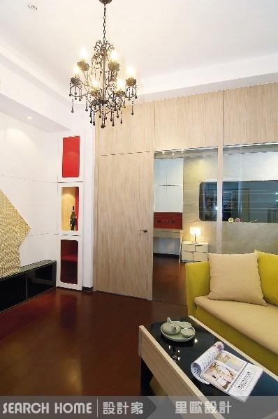 13坪新成屋(5年以下)_混搭風案例圖片_里歐室內設計_里歐_03之2