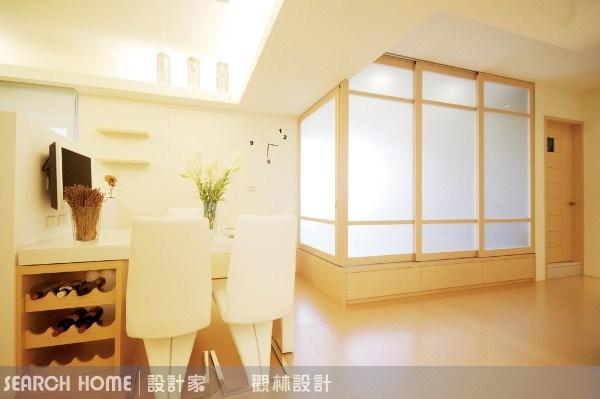 28坪新成屋(5年以下)_現代風餐廳案例圖片_觀林設計_觀林_05之4