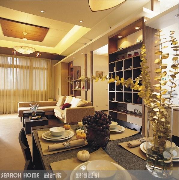35坪新成屋(5年以下)_新中式風案例圖片_覲得空間設計_覲得_49之2