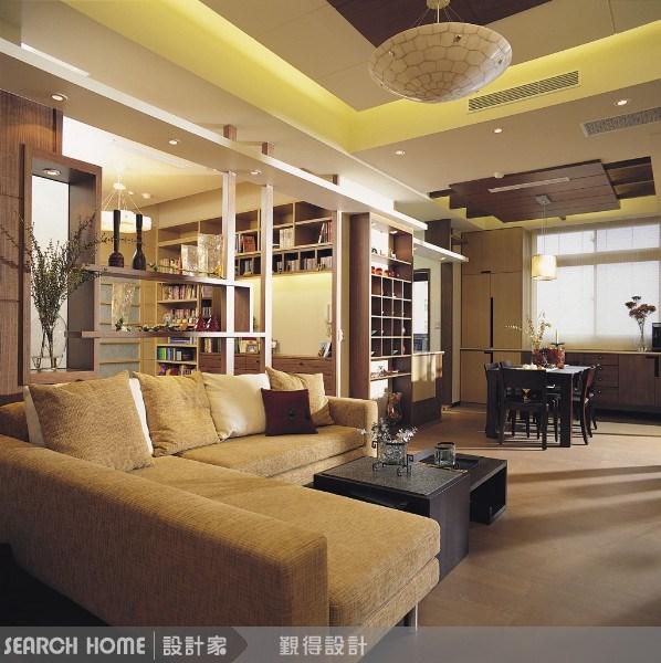 35坪新成屋(5年以下)_新中式風案例圖片_覲得空間設計_覲得_49之3