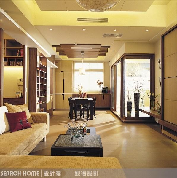 35坪新成屋(5年以下)_新中式風案例圖片_覲得空間設計_覲得_49之1