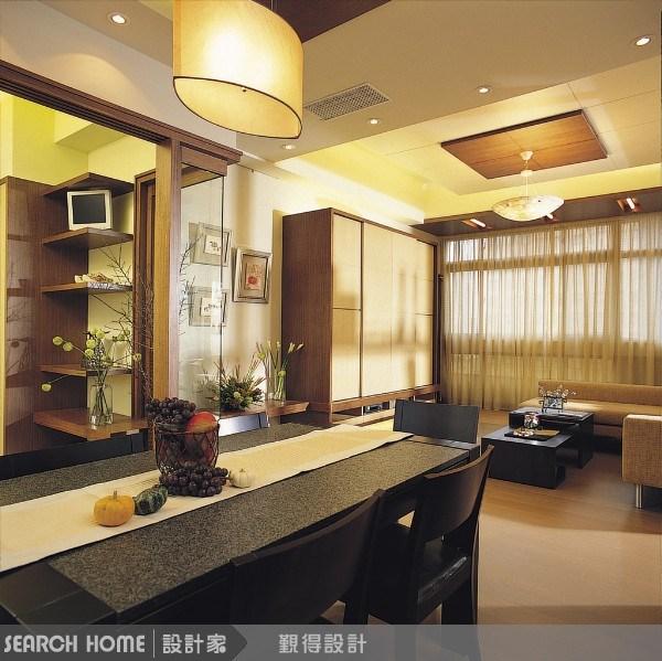35坪新成屋(5年以下)_新中式風案例圖片_覲得空間設計_覲得_49之5