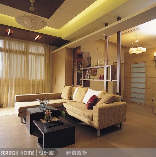 35坪新成屋(5年以下)_新中式風案例圖片_覲得空間設計_覲得_49之6