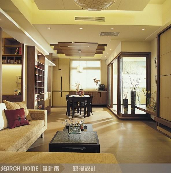 35坪新成屋(5年以下)_新中式風案例圖片_覲得空間設計_覲得_49之15