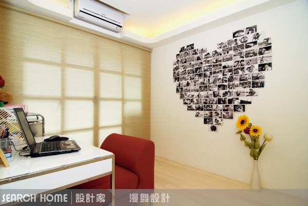 14坪老屋(16~30年)_混搭風書房案例圖片_漫舞空間系統設計_漫舞_01之4