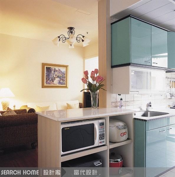 22坪新成屋(5年以下)_休閒風廚房案例圖片_當代空間有限公司_當代_08之5