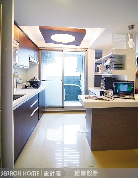18坪新成屋(5年以下)_現代風廚房案例圖片_絕享設計_絕享_06之5