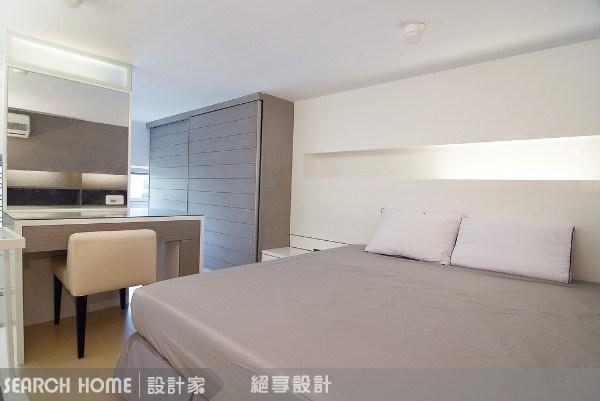 21坪新成屋(5年以下)_現代風臥室案例圖片_絕享設計_絕享_05之2