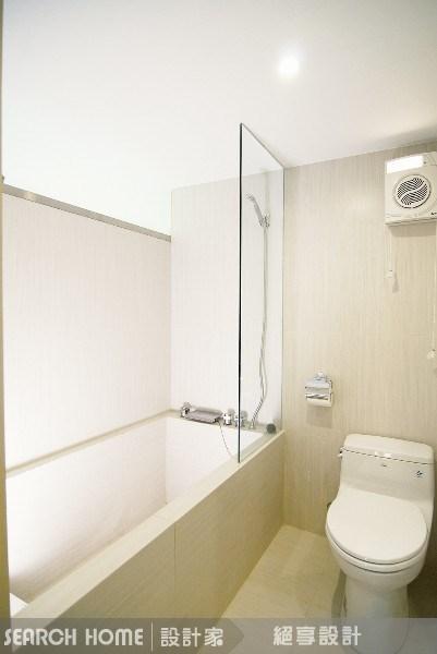 12坪新成屋(5年以下)_現代風浴室案例圖片_絕享設計_絕享_04之1