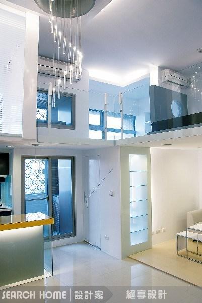 14坪新成屋(5年以下)_現代風客廳案例圖片_絕享設計_絕享_03之4