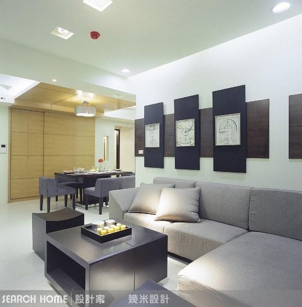 38坪新成屋(5年以下)_現代風案例圖片_幾米空間設計_幾米_05之4