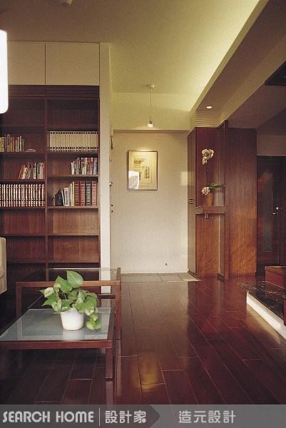 30坪新成屋(5年以下)_新中式風案例圖片_造元空間設計_造元_02之2