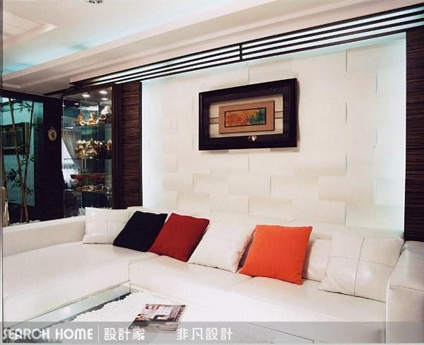 28坪新成屋(5年以下)_混搭風案例圖片_非凡室內設計_非凡_02之3