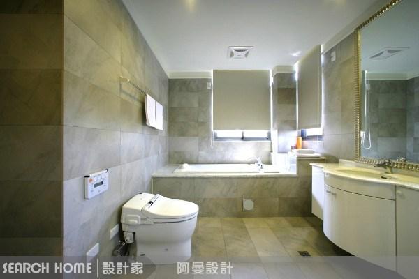 120坪新成屋(5年以下)_混搭風浴室案例圖片_阿曼空間設計_阿曼_04之14