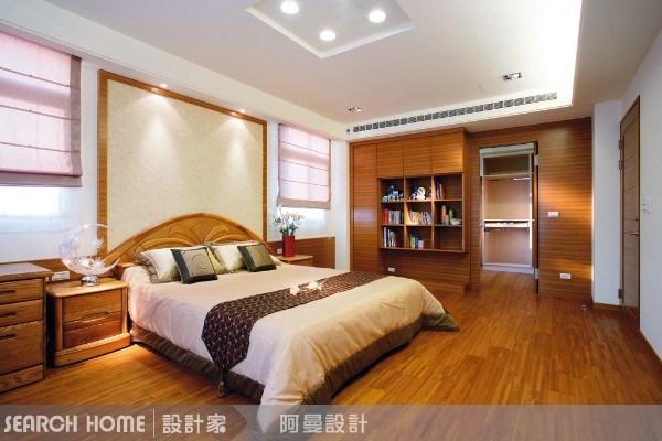 120坪新成屋(5年以下)_混搭風臥室案例圖片_阿曼空間設計_阿曼_04之12