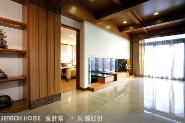 120坪新成屋(5年以下)_混搭風客廳案例圖片_阿曼空間設計_阿曼_04之18