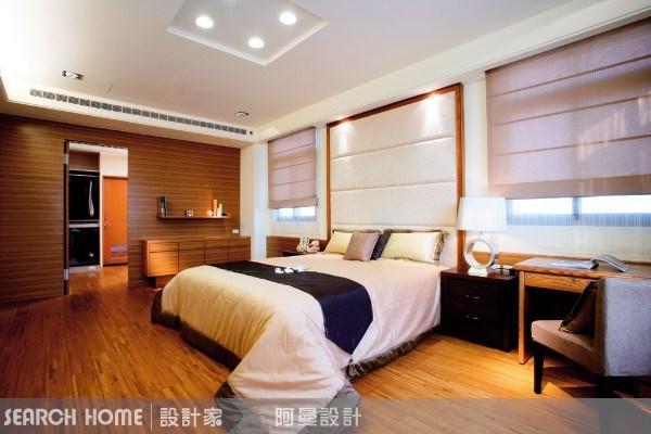 120坪新成屋(5年以下)_混搭風臥室案例圖片_阿曼空間設計_阿曼_04之11