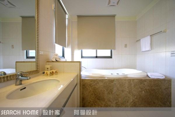 120坪新成屋(5年以下)_混搭風浴室案例圖片_阿曼空間設計_阿曼_04之17