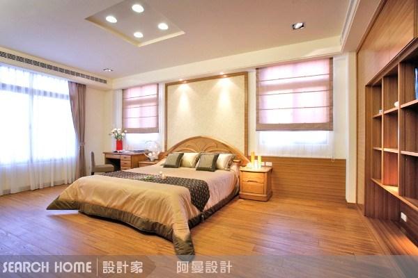 120坪新成屋(5年以下)_混搭風臥室案例圖片_阿曼空間設計_阿曼_04之20