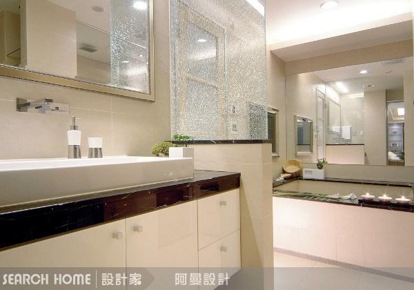 30坪新成屋(5年以下)_現代風浴室案例圖片_阿曼空間設計_阿曼_02之1