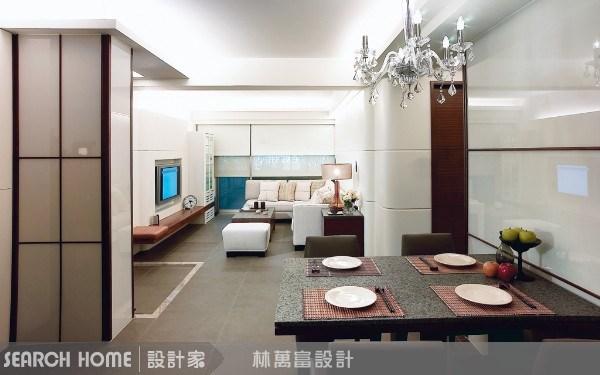 28坪老屋(16~30年)_新中式風案例圖片_林萬富室內設計_林萬富_08之3