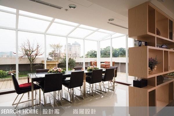 60坪新成屋(5年以下)_休閒風餐廳案例圖片_尚展空間設計_尚展_05之2