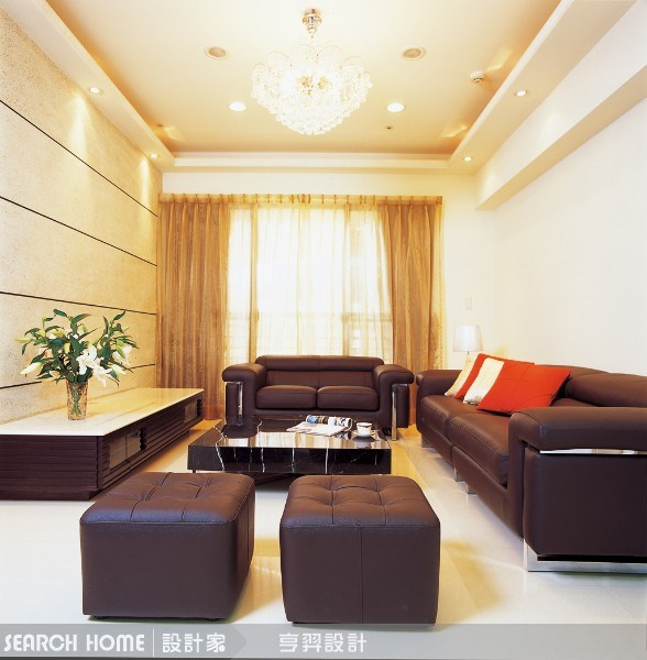 38坪新成屋(5年以下)_現代風案例圖片_亨羿生活空間設計_亨羿_20之4