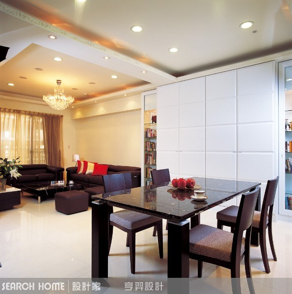 38坪新成屋(5年以下)_現代風案例圖片_亨羿生活空間設計_亨羿_20之3