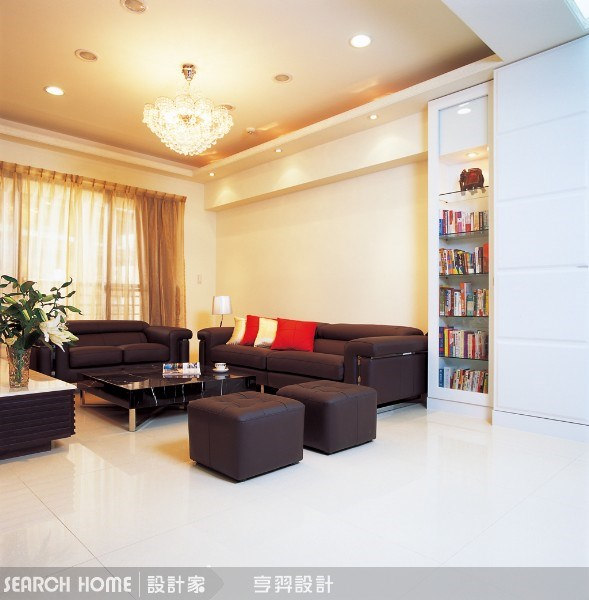 38坪新成屋(5年以下)_現代風案例圖片_亨羿生活空間設計_亨羿_20之1