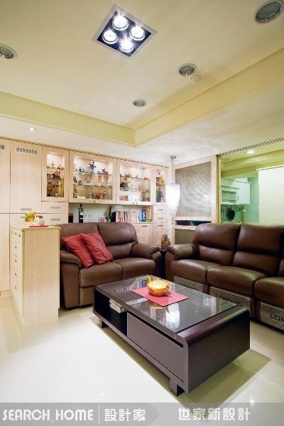 28坪老屋(16~30年)_現代風案例圖片_世家新室內裝修_世家新_05之1