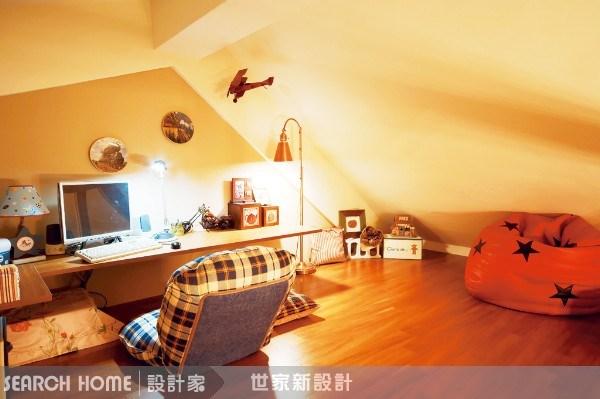 70坪新成屋(5年以下)_鄉村風案例圖片_世家新室內裝修_世家新_03之11