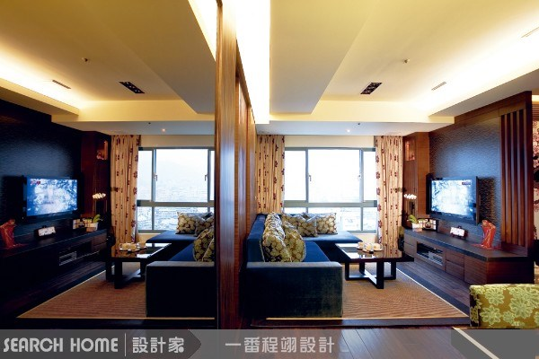 22坪新成屋(5年以下)_混搭風案例圖片_程翊室內裝修工程_一番程翊_22之3