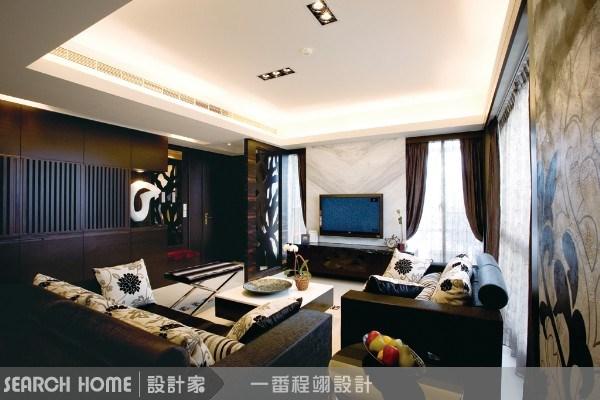 90坪新成屋(5年以下)_混搭風案例圖片_程翊室內裝修工程_一番程翊_21之2