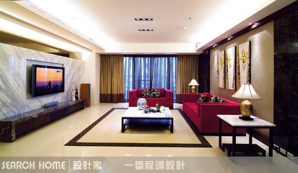 120坪新成屋(5年以下)_混搭風案例圖片_程翊室內裝修工程_一番程翊_14之1
