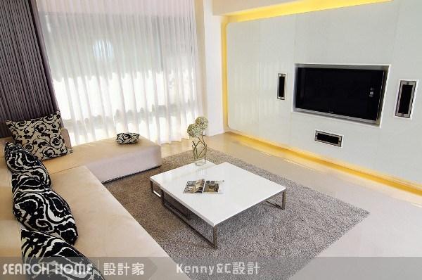 40坪新成屋(5年以下)_現代風案例圖片_Kenny&C室內設計_Kenny&C_05之3