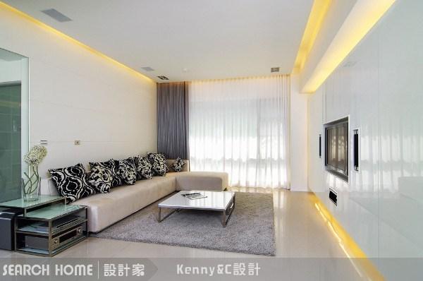 40坪新成屋(5年以下)_現代風案例圖片_Kenny&C室內設計_Kenny&C_05之2