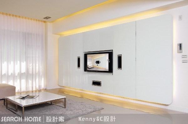 40坪新成屋(5年以下)_現代風案例圖片_Kenny&C室內設計_Kenny&C_05之1