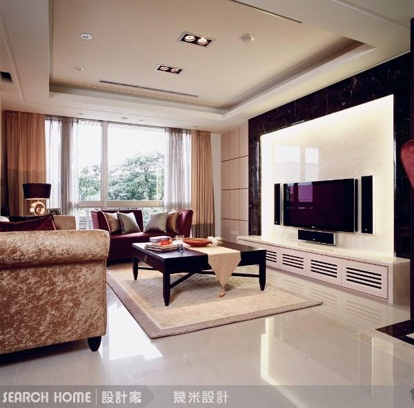 58坪新成屋(5年以下)_混搭風案例圖片_幾米空間設計_幾米_02之4