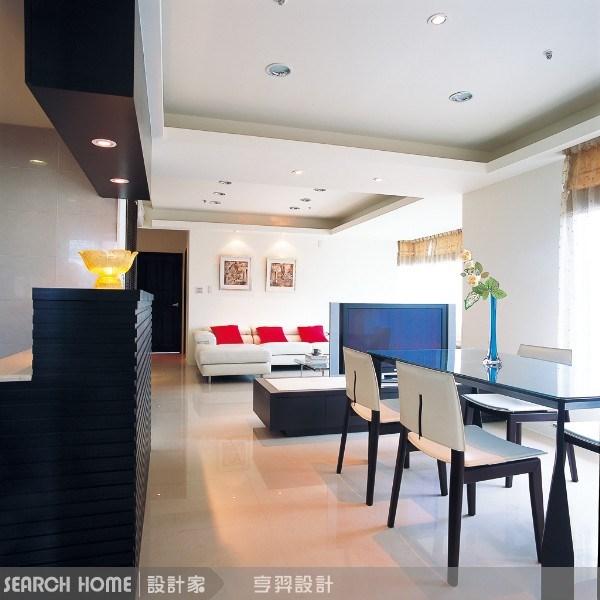 35坪新成屋(5年以下)_混搭風案例圖片_亨羿生活空間設計_亨羿_13之3