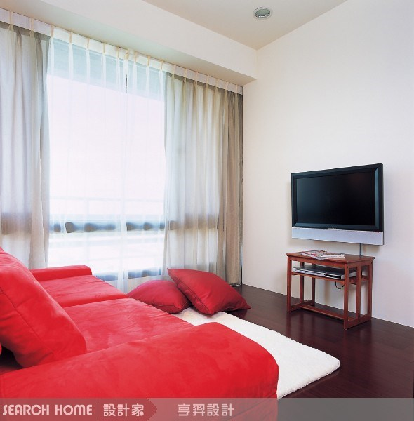 39坪新成屋(5年以下)_現代風案例圖片_亨羿生活空間設計_亨羿_12之4
