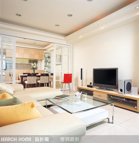 35坪新成屋(5年以下)_現代風案例圖片_亨羿生活空間設計_亨羿_11之5
