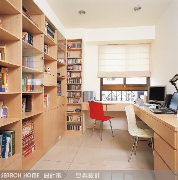 35坪新成屋(5年以下)_現代風案例圖片_亨羿生活空間設計_亨羿_11之4