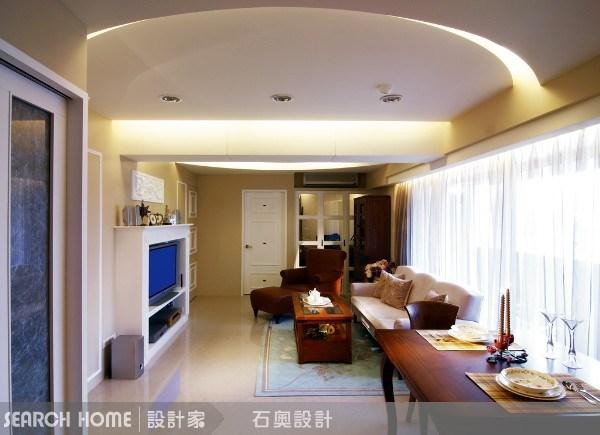 40坪新成屋(5年以下)_鄉村風案例圖片_石奧空間設計_石奧_04之3