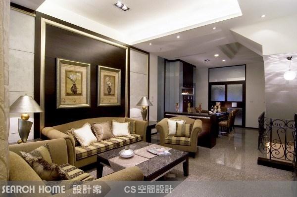 60坪新成屋(5年以下)_新古典案例圖片_CS空間設計_CS_04之1