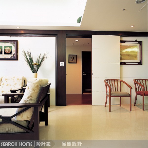 50坪新成屋(5年以下)_新中式風案例圖片_麥德空間設計_麥德_01之1