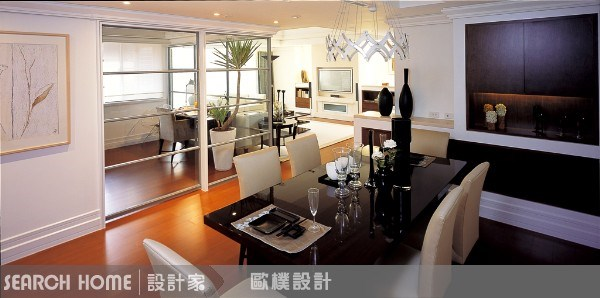 45坪新成屋(5年以下)_美式風案例圖片_歐樸室內設計_歐樸_03之1