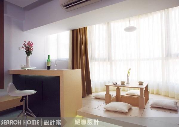30坪中古屋(5~15年)_現代風和室案例圖片_絕享設計_絕享_01之4