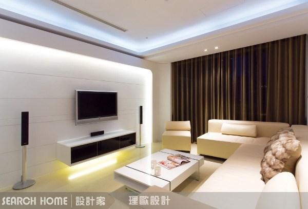 30坪新成屋(5年以下)_現代風案例圖片_里歐室內設計_里歐_01之1