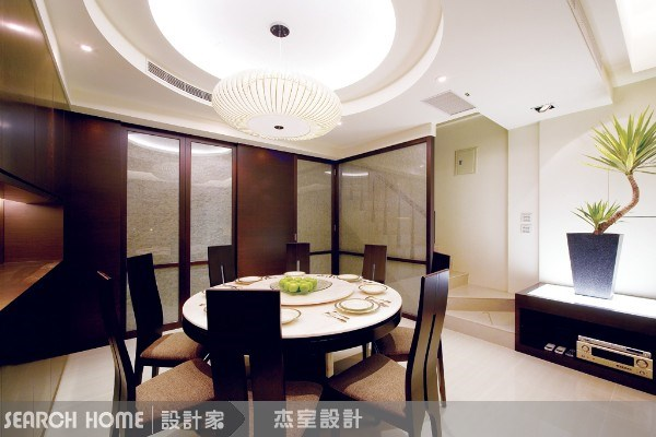 100坪新成屋(5年以下)_現代風案例圖片_杰室設計_杰室_01之5