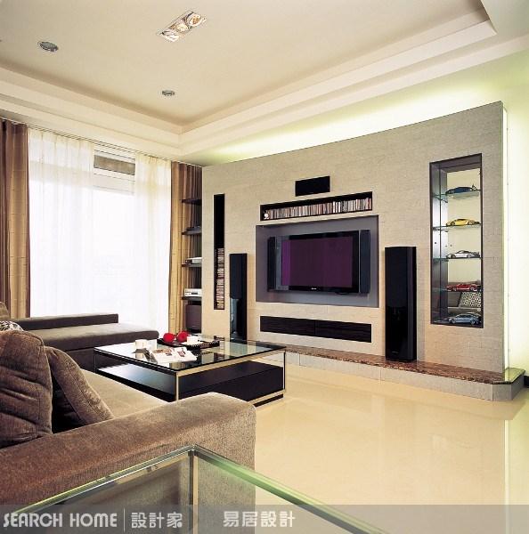 41坪新成屋(5年以下)_現代風案例圖片_易居設計_易居_01之2
